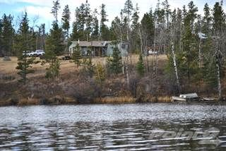 Residential Property for sale in AFFORTABLE LAKEFRONT CABIN ON SCUM LAKE, Big Creek Park - Nazko Lake, British Columbia
