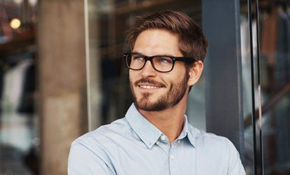 image for 80% Off Eye Exam and Glasses
