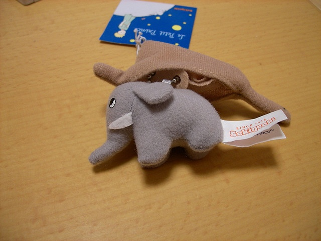 Elephant inside a boa constrictor = WANT