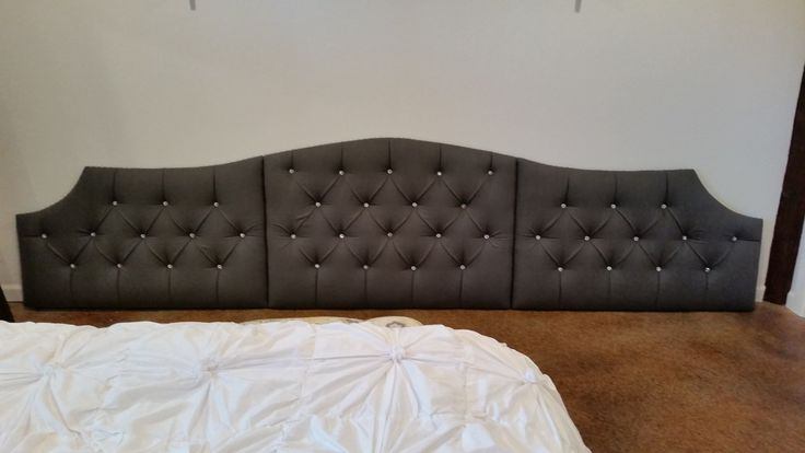 384 best the tufted frog images on pinterest for Unique king headboards