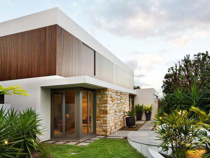 Stupendous Minimalist Exterior House Designs