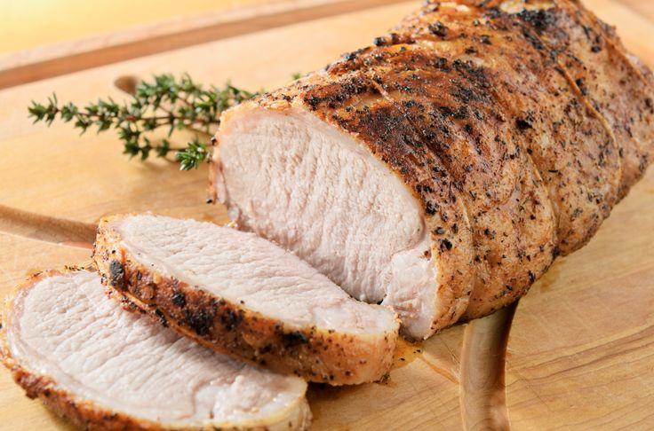 Lombo de porco assado - Receitas - GNT