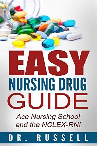 NCLEX Review: EASY Nursing Drug Guide (Ace Nursing School and the NCLEX®!): + Bonus Practice Exam Included! (LIMITED TIME BONUS - MASSIVE Nursing Study Pack Included!), http://www.amazon.com/dp/B014ZG4SNO/ref=cm_sw_r_pi_awdm_Wg0Pwb0KDCZ0A