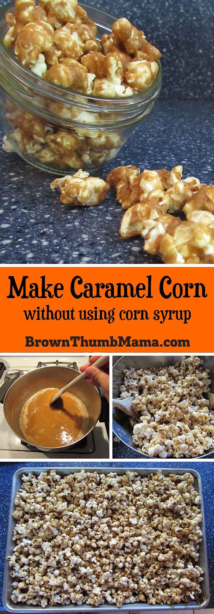 4823 best diy repurposed images on pinterest bricolage for the homemade caramel corn forumfinder Images