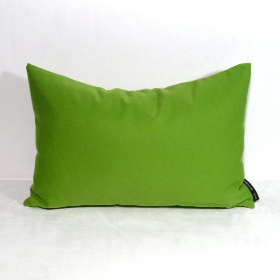 17 Best images about Green - Modern Pillows by Mazizmuse Design Co on Pinterest White pillow ...