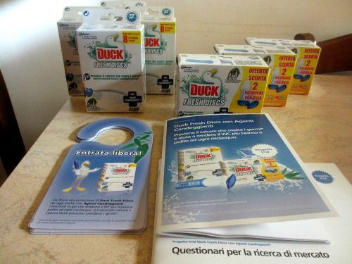 #trnd #duckfreshdiscs DI TUTTO UN PO': DUCK FRESH DISCS CON AGENTI CANDEGGIANTI NEL NUOVO...
