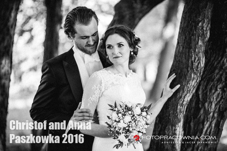 Anna i Christoph - Wesele w Paszkówce
