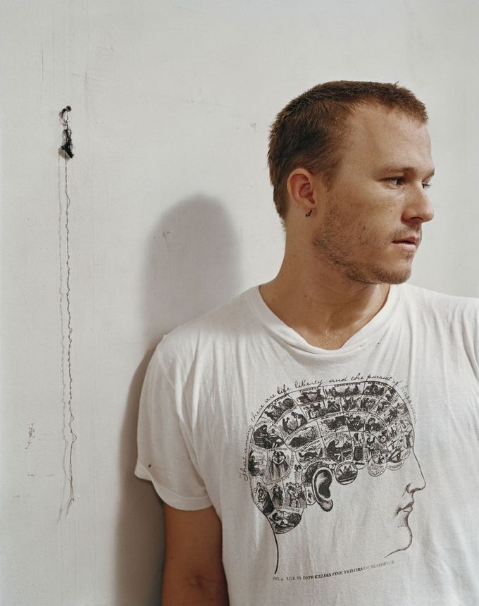 Heath: Eye Candy, But, Dana Lixenberg, Ledger Rip, Movie, Actor, Beautiful People, Heathledger, Heath Ledger