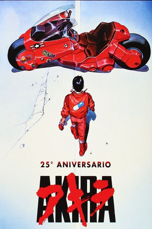 Watch Akira (1988) Full Movie Online Free
