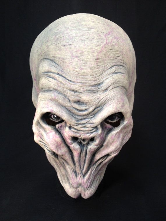 Doctor Who 'The Silence' latex mask by CreatureRevenge on ...