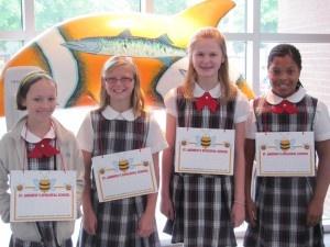 Spelling Bee Team!