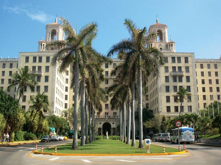 SALSA SPLASH CUBA :: Hotel Nacional De Cuba!