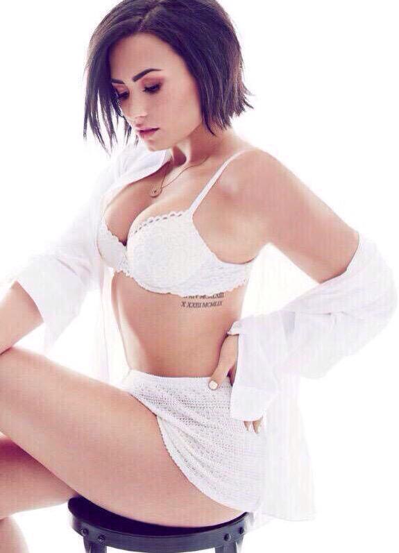 Demi Lovato - Cosmopolitan                                                                                                                                                                                 More