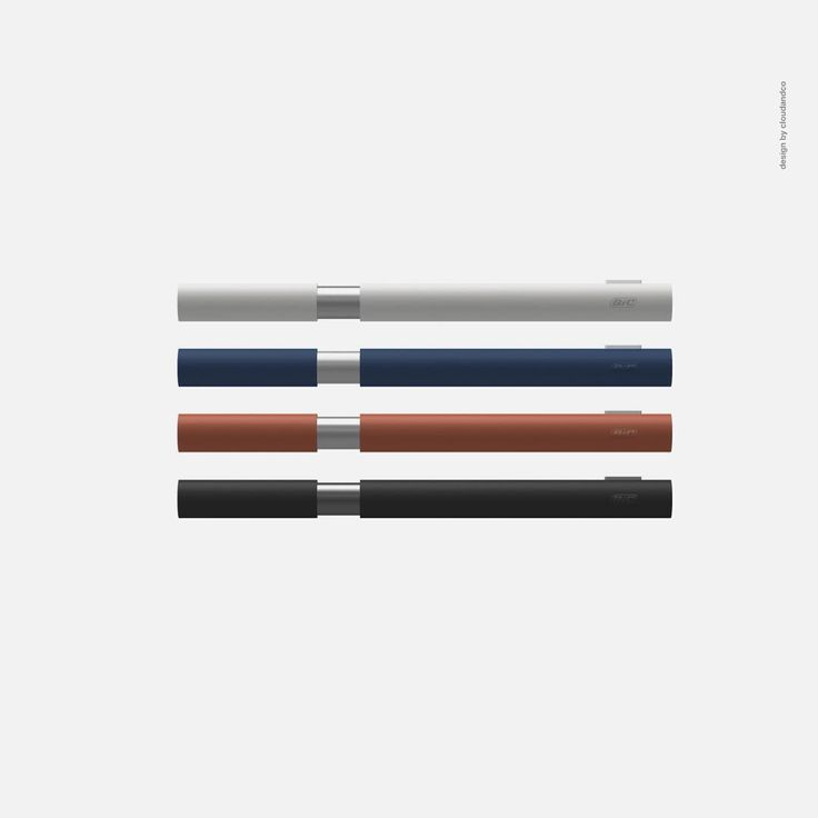 5years ago we designed the Pen for XO + Bic, #cloudandco…