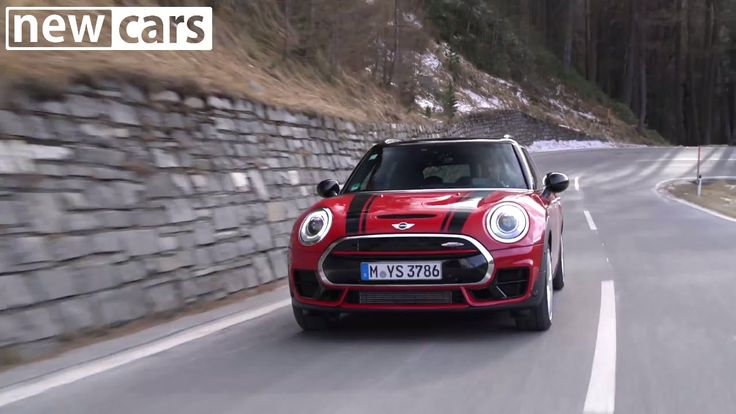Having conquered the small car category the latest generation of the John Cooper Works model family now takes the premium compact segment by storm too. In terms of its exterior dimensions and space the new MINI John Cooper Works Clubman is the biggest top athlete in the history of the British brand to date. The bonus in terms of roominess everyday practicality and long-distance suitability offers a new range of opportunities to enjoy racing passion. The fact that the extremely sporty…