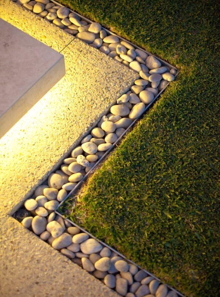 25+ Creative Landscape Lighting Ideen, um Ihrem Outdoor Space einen neuen Look z