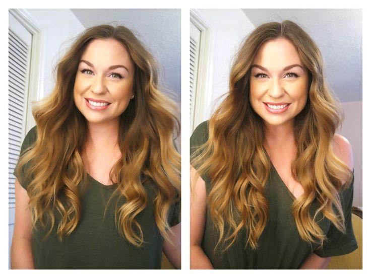 How to get Romantic Soft Waves Tutorial! #hairtutorial #beachywaves #hairhacks
