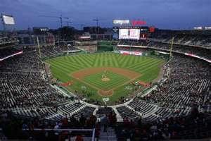 Washington Nationals Baseball Park