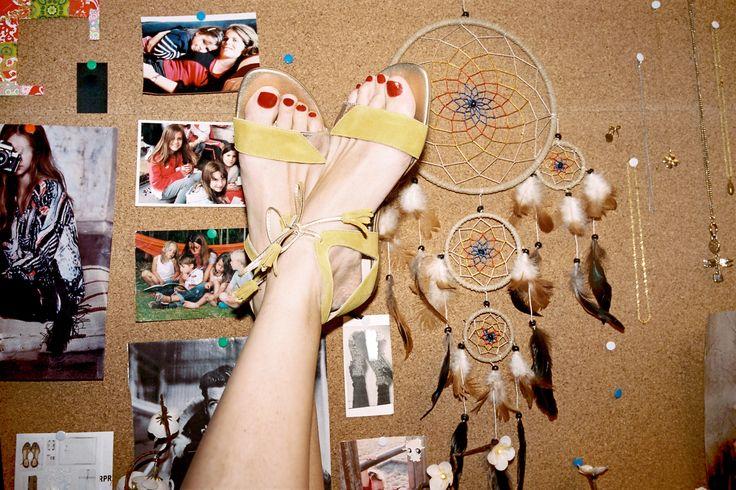 Sandales Rodrigue - BOCAGE Collection P/E 2015