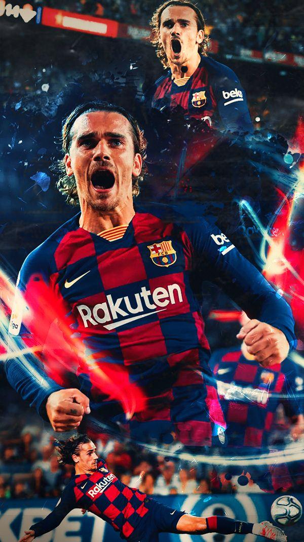 Antoine Griezmann In 2020 Antoine Griezmann Barcelona Soccer Barcelona Players