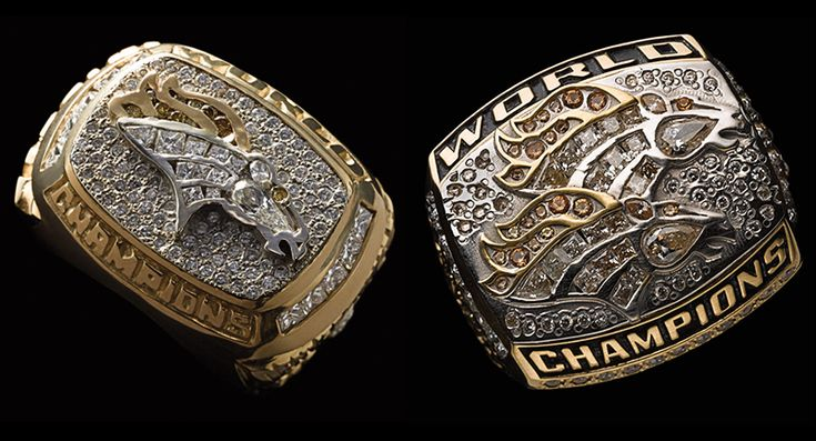 If It's Hip, It's Here: Super Serious Super Bowl Ring Bling Info. New Details, Pics and Facts About All The NFL Championship Rings.