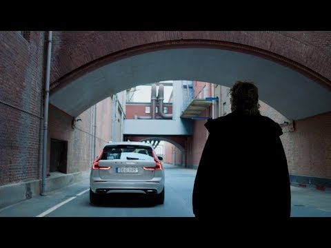 Volvo and their partner agency FORSMAN & BODENFORS have  commissioned an exhibition of photos shot with the Volvo XC60 new safety camera, which is programmed to detect cyclists, pedestrians, large animals and other vehicles.