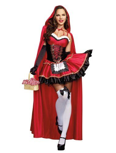 Dreamgirl Women's Little Red Riding Hood Costume, Medium,... https://www.amazon.com/dp/B00JLDWQWM/ref=cm_sw_r_pi_dp_x_a5W8xbBKJ5JPD