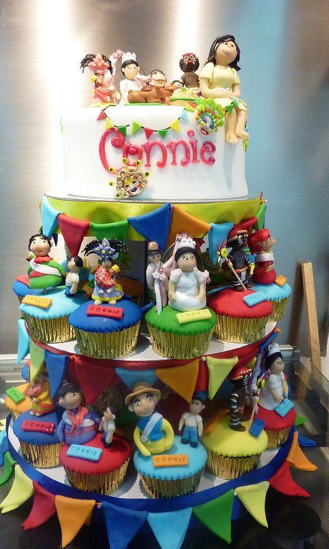 Pocoyo Birthday Cake Philippines