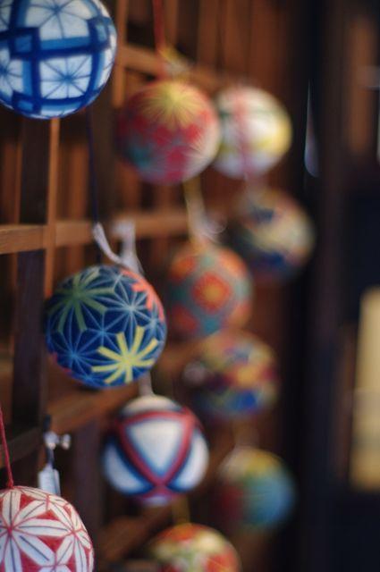 Temari balls 手鞠