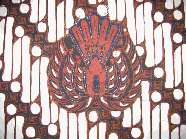 Royal Batik Motive, Yogyakarta