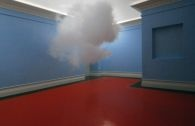 cloud in a room... how lovely, and strange
