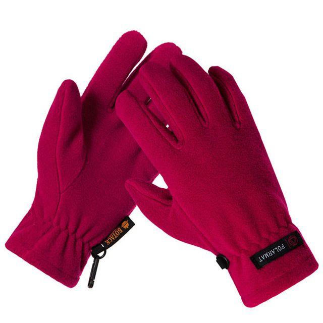 New Arrival Women and Men Ourdoor Fleece Warm Gloves Sports Winter Ski Riding Motorcycle Windproof Warm Snowboard Skiing Gloves