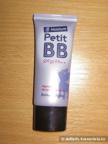 Увлажненная кожа без изъянов с Holika Holika Moisture Petit BB Cream (добавила фото) отзывы и рейтинг — Отзывы о косметике — Косметиста