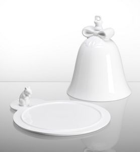 Marcel Wanders for Marks & Spencer– Plateau et cloche à fromage
