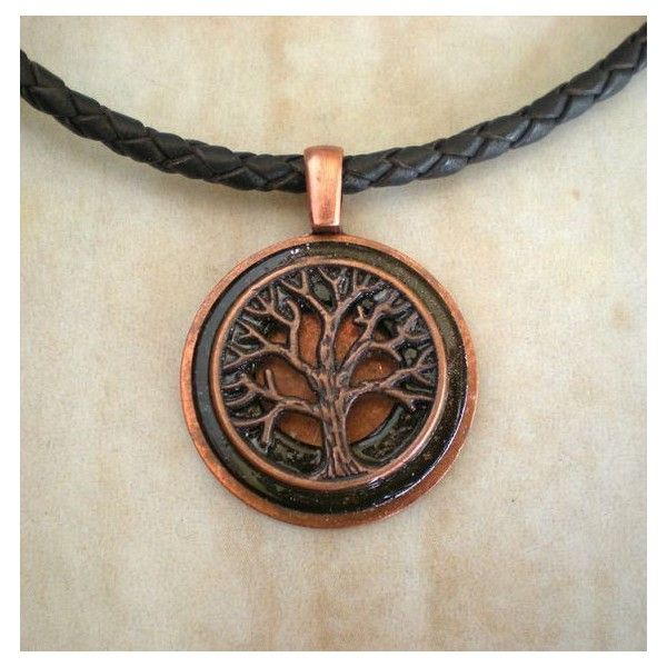 black tree of life necklace, tree necklace, mens necklace, celtic... ❤ liked on Polyvore featuring men's fashion, men's jewelry, men's necklaces, mens celtic cross necklace, mens necklaces and mens watches jewelry