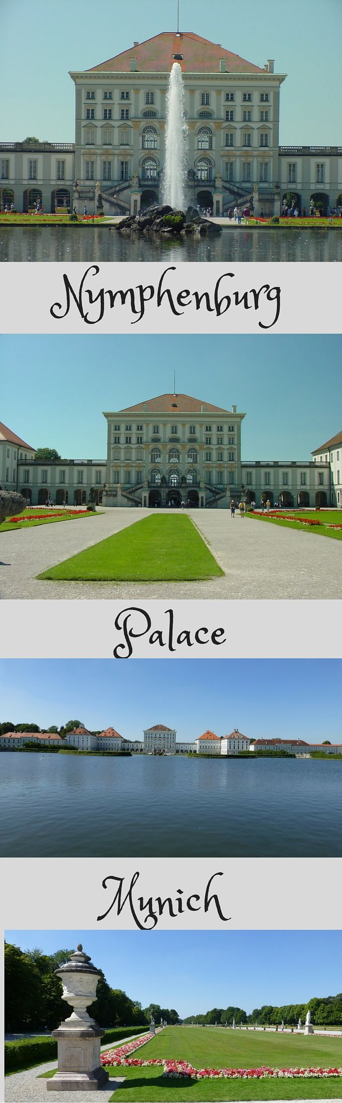 schloss nymphenburg was a royal residence in munich in its time today its open to blueberries viktualienmarkt munich visit