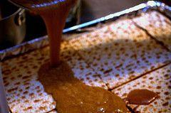 matzah crack! | Food | Pinterest
