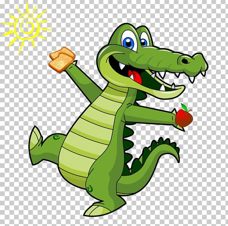 35+ Clipart Animals Wearing Clothes Alligator