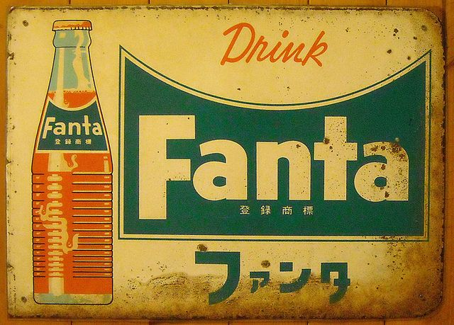 Old Fanta sign | Flickr - Photo Sharing!http://www.flickr.com/photos/30554196@N06/