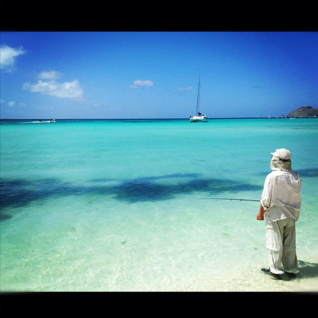 how to fly to los roques