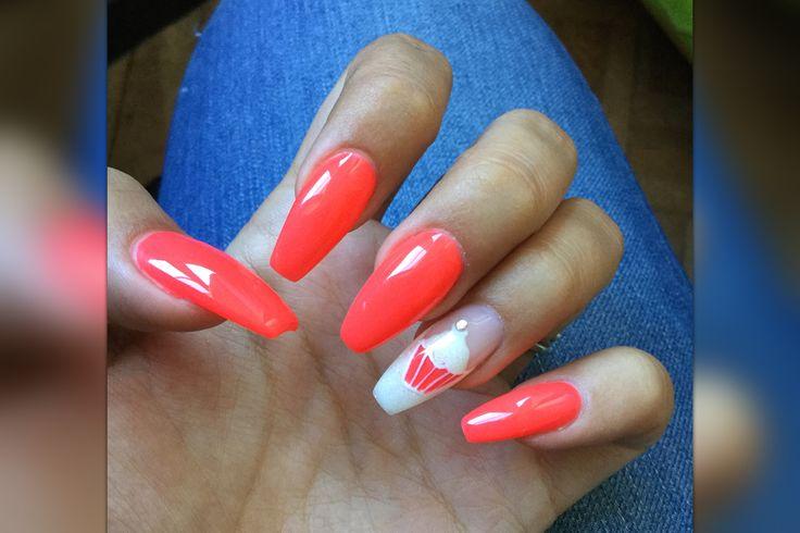 Cupcake Nails  🍰