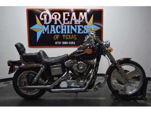 1995 Harley-Davidson FXDWG - Dyna Wide Glide *Manager's Special* in Farmers Branch, TX