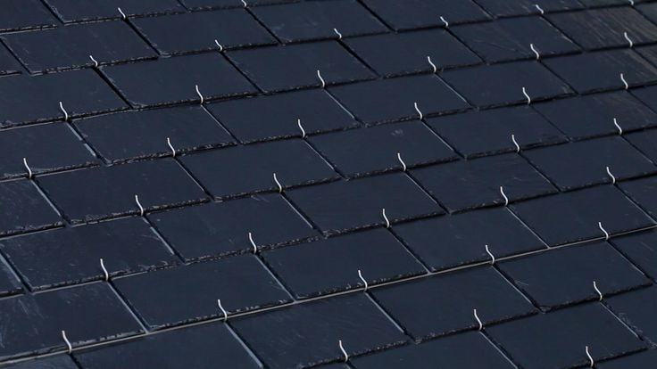 How to install THERMOSLATE™ for a natural slate solar pitched roofing | #THERMOSLATE #CUPA #naturalslate #roofing #solarpanel #efficiency #energy