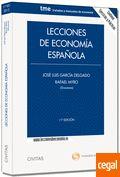 Lecciones de economía española / José Luis García Delgado y Rafael Myro (directores) ; Carlos M. Fernández-Otheo, Juan Carlos Jiménez, Antoni Garrido (coordinadores de edición).. -- 11ª ed.. -- Madrid : Thomson: Civitas,  2013