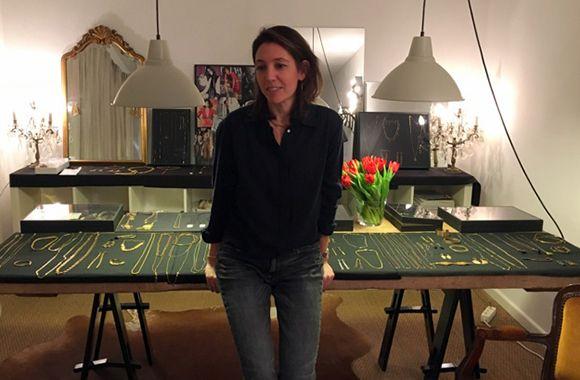 Entrevista a Sandra Román, diseñadora de la mayor parte de la bisutería que puedes encontrar en Coquette.