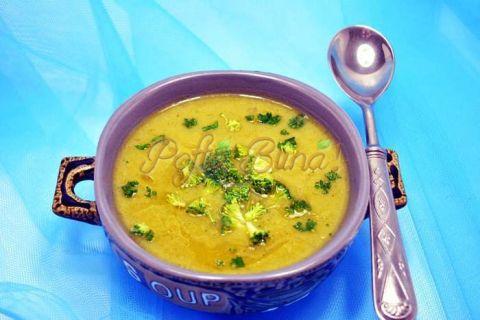Supa crema de brocoli   Pofta Buna!