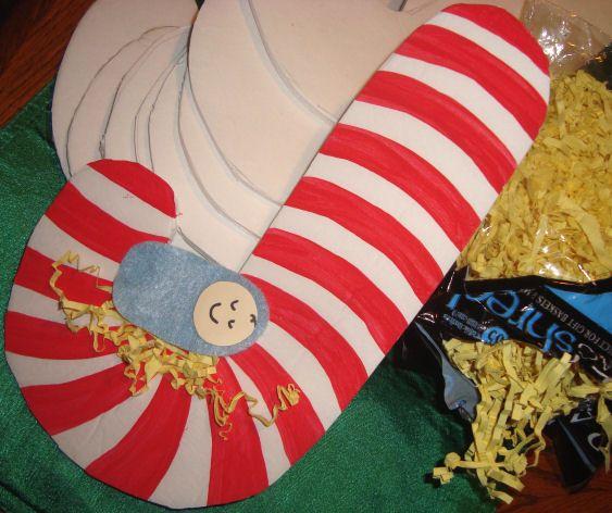 Catholic Icing: Religious Candy Cane Craft