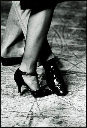 """"""" Passi di Tango - 1995 - Foto di Lucia Baldini """""""