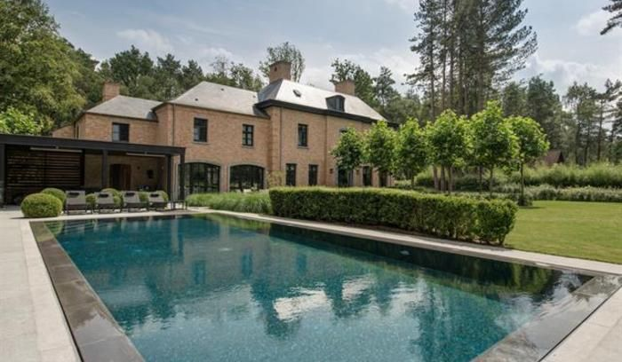 Luxueuze Vlassak-Verhulst manoire villa