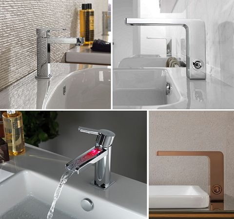 Taps by Noken available at TileStyle